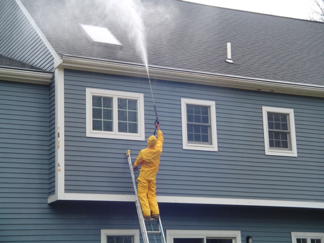 Services long island power washing - Exterior window cleaning services ...